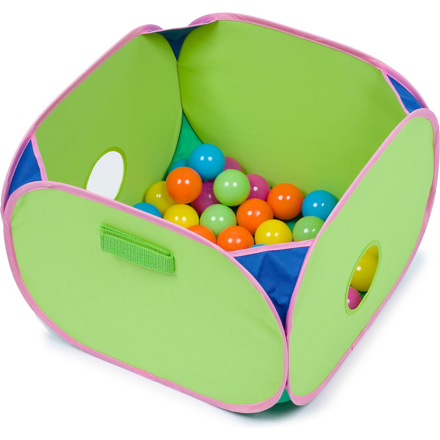 Toys With Balls And Tubes : Marshall pet products pop n play ferret ball pit toy petco