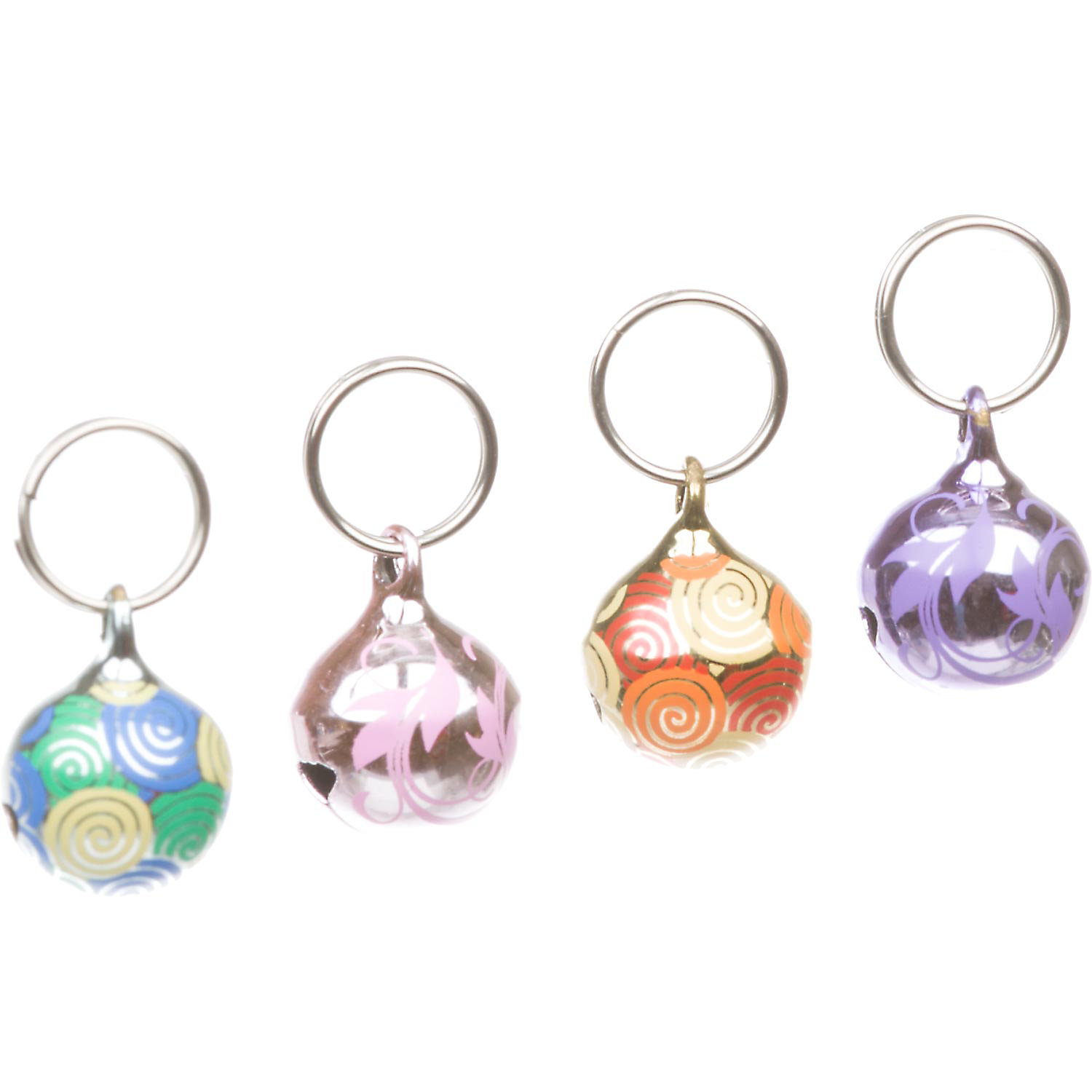 Petco Patterned Accessory Bells For Cat Collars