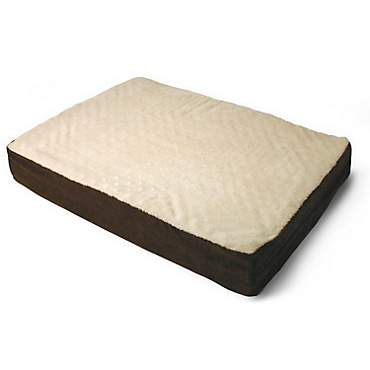 Dallas Manufacturing Extra Thick Orthopedic Pet Bed
