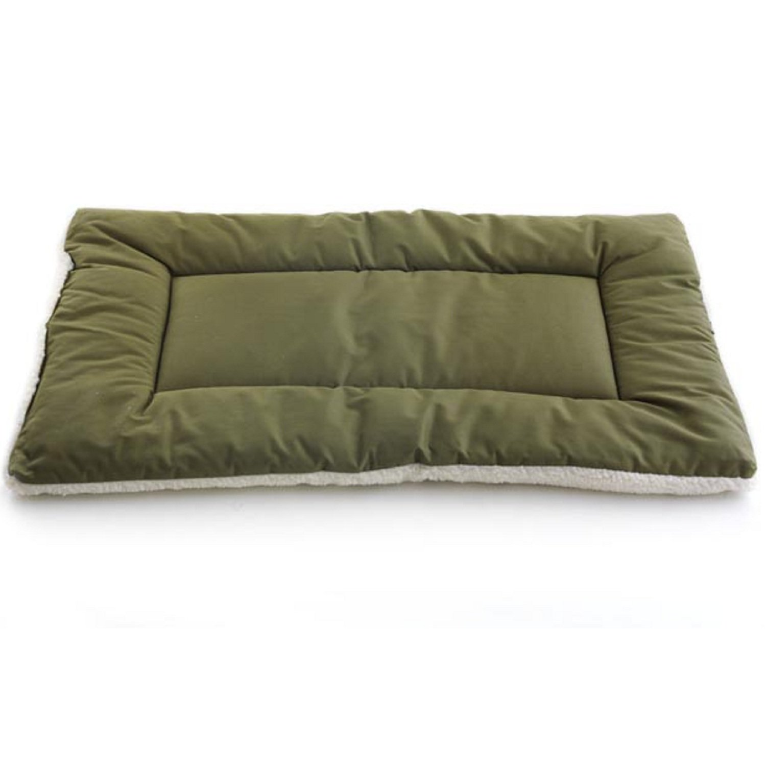 mats medium dog berber of pin moss house paws green mat crate fleece