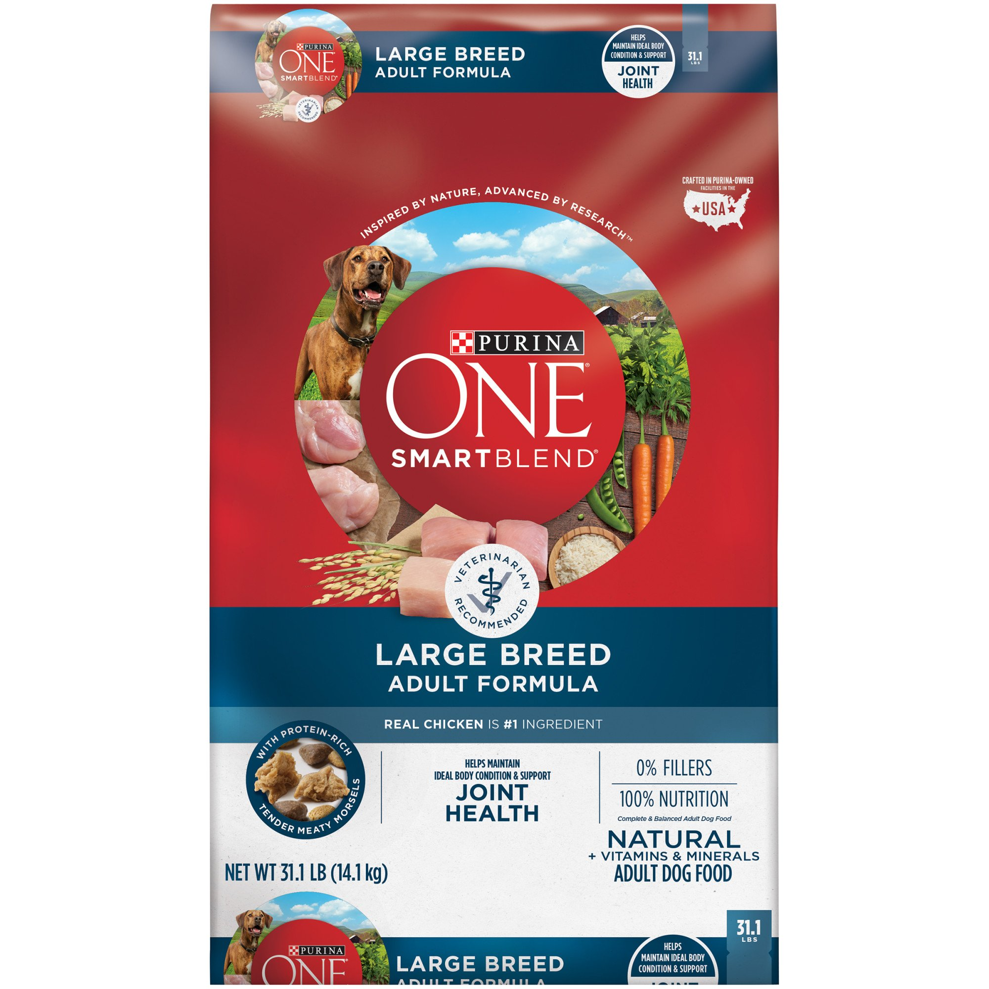 Purina One Small Breed Dog Food