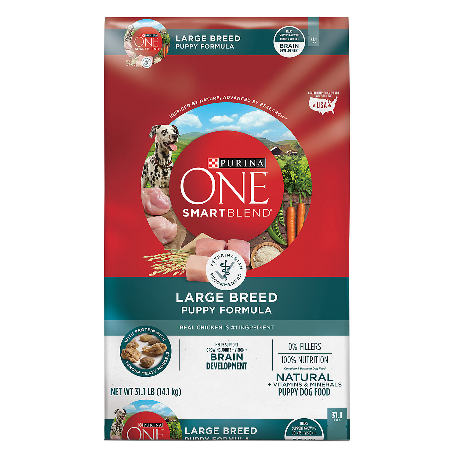 Purina One Large Breed Puppy Formula Dog Food