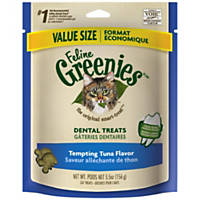 Feline Greenies Tempting Tuna Flavor, 5.5 oz.