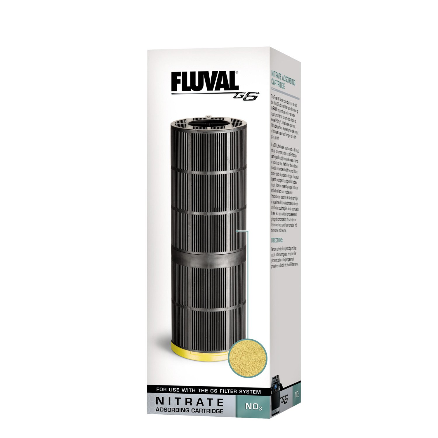Fluval g6 nitrate filter cartridge petco for Petco fish tank filters