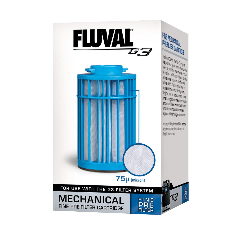 Fluval g3 fine pre filter cartridge petco for Petco fish filters