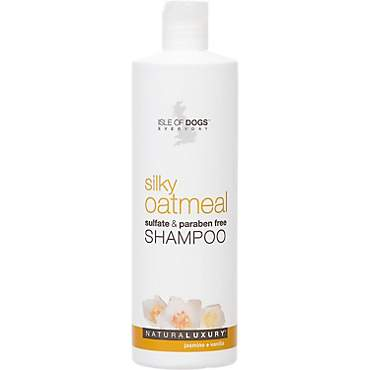 Isle of Dogs Everyday Silky Oatmeal Shampoo for Dogs