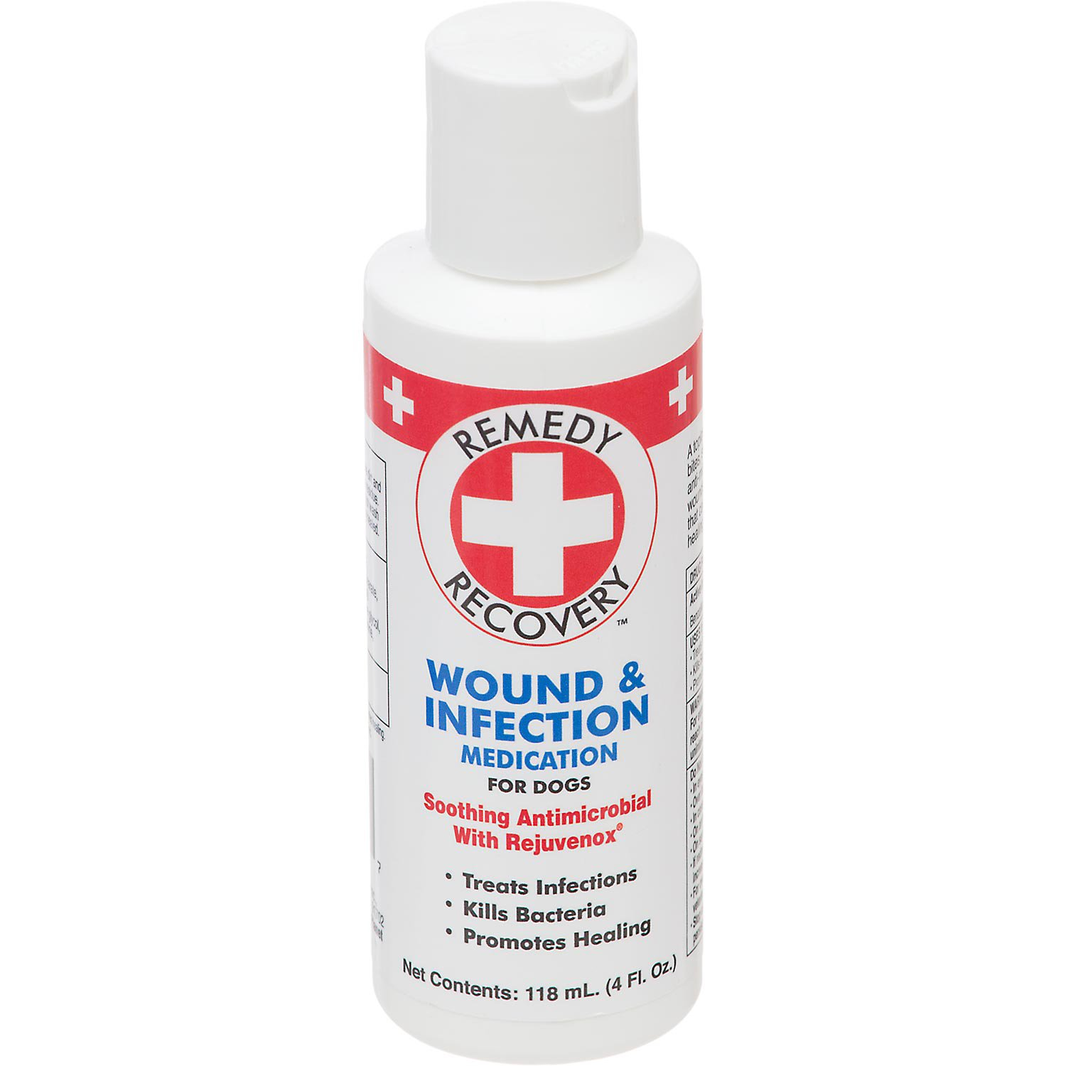 Remedy Recovery Wound Amp Infection Medication For Dogs Petco