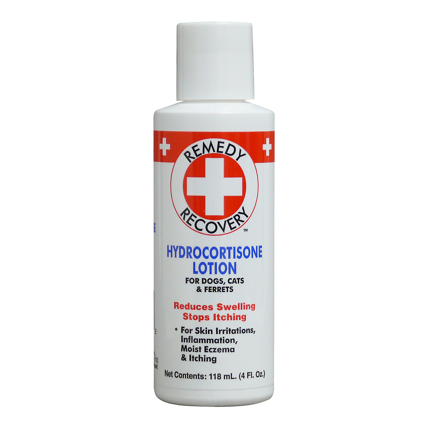 Remedyrecovery Hydrocortisone Lotion .5 4 Fl. Oz.