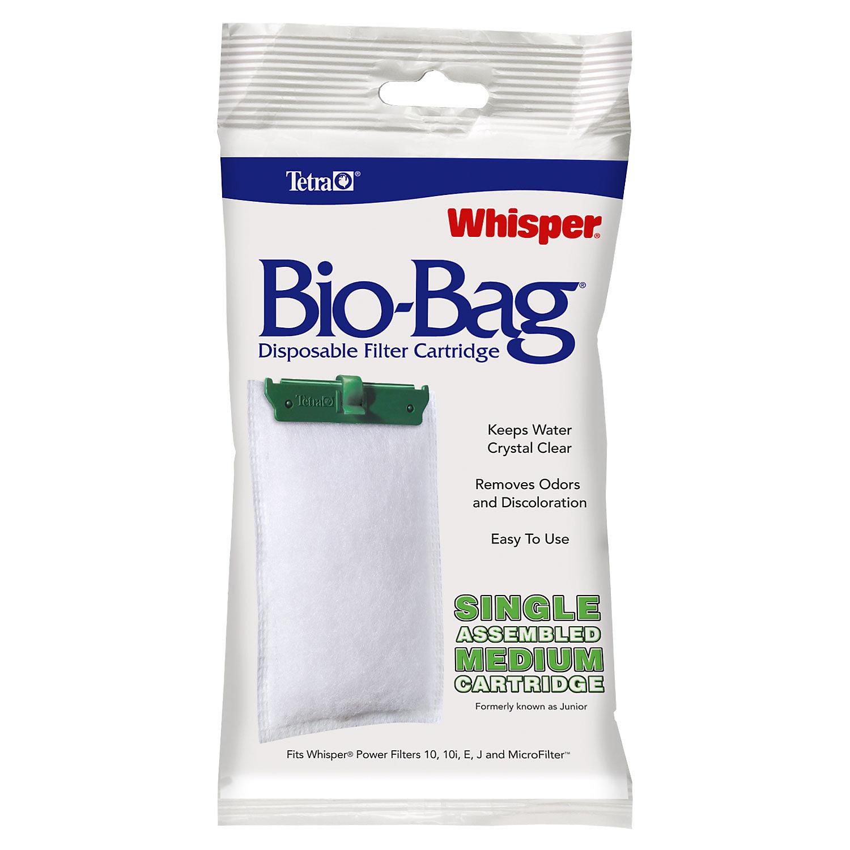 UPC 045623620105 - Tetra Whisper Bio-Bag Disposable Filter Cartridge