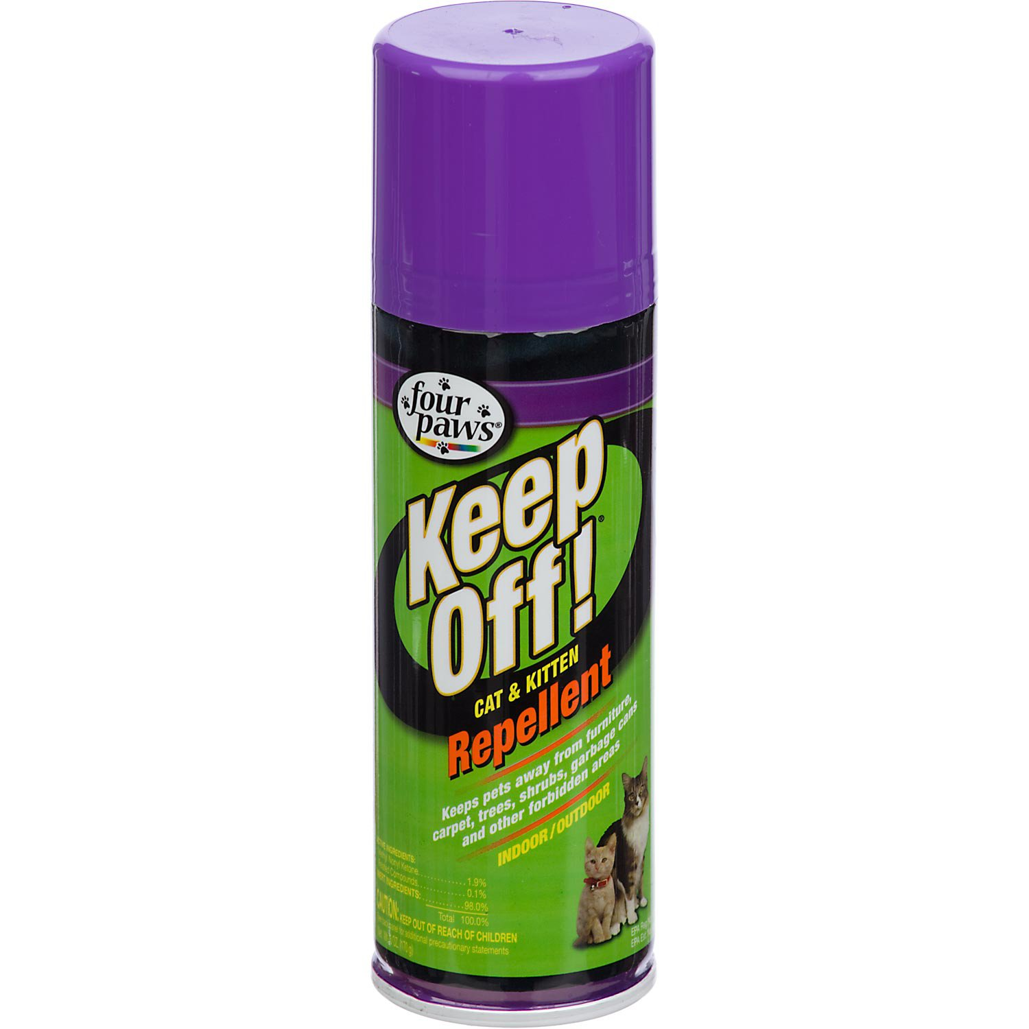 Four Paws Cat And Kitten Repellent | Petco