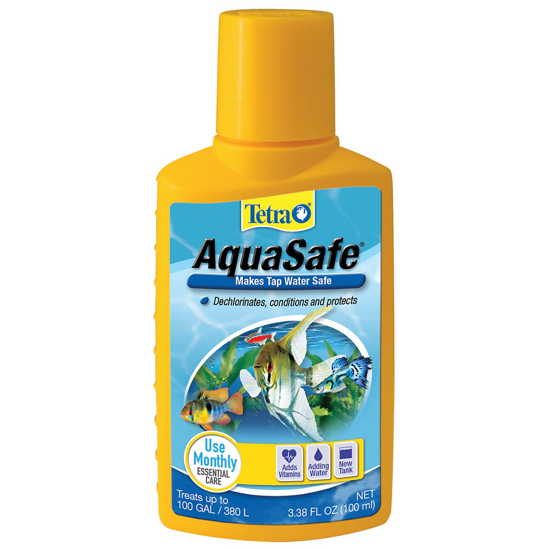 Tetra AquaSafe Water Conditioner, 3.38 fl. Oz., 3.38 FZ