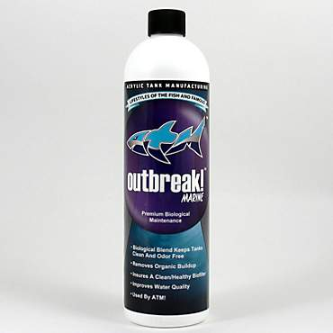 ATM Outbreak! Marine Premium Biological Maintenance for Saltwater Aquariums
