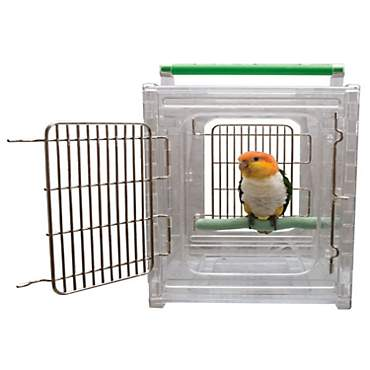 Caitec Perch N Go Polycarbonate Bird Carrier