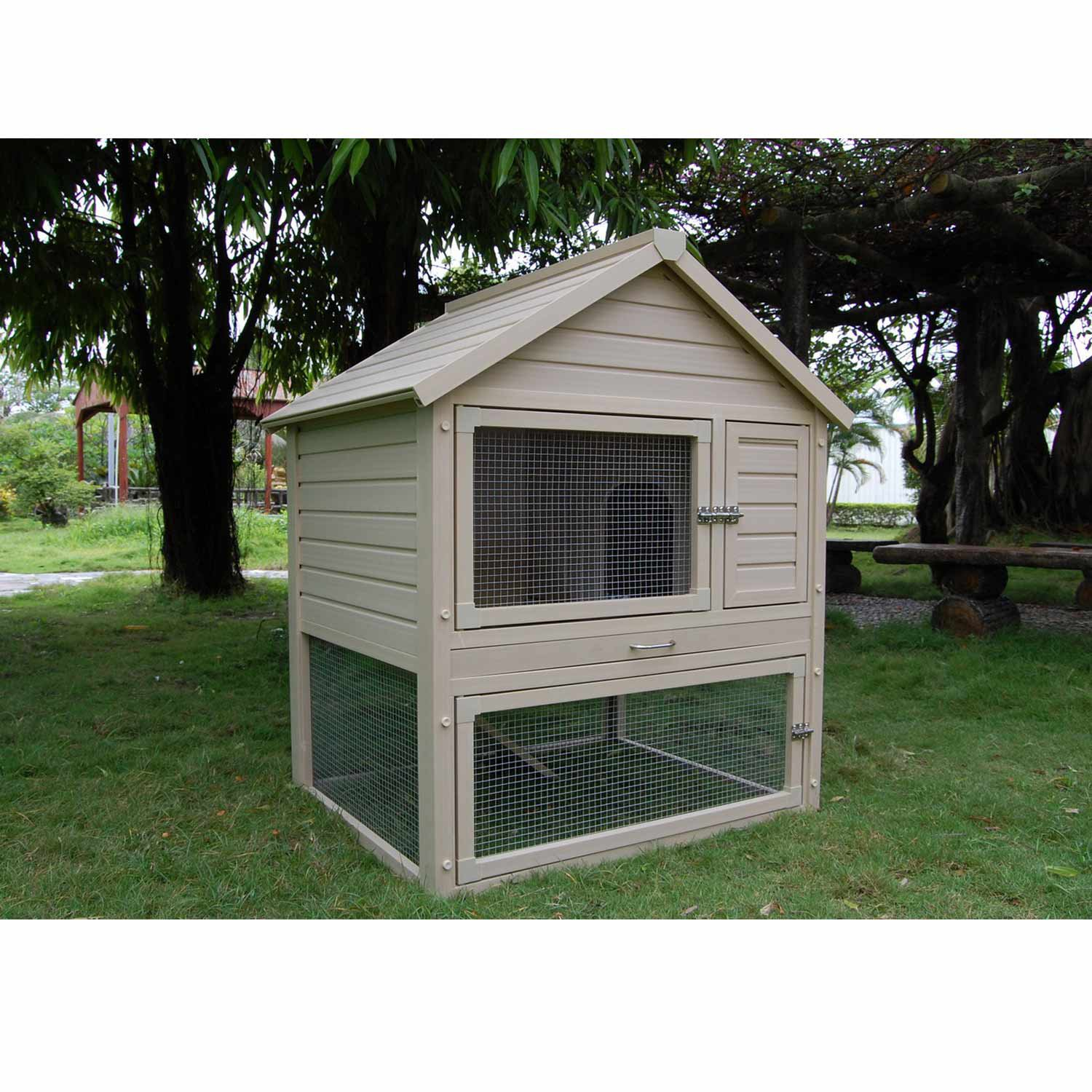 p furniture guinea supplies rabbit or on carousell new almost hutches hutch pets pig