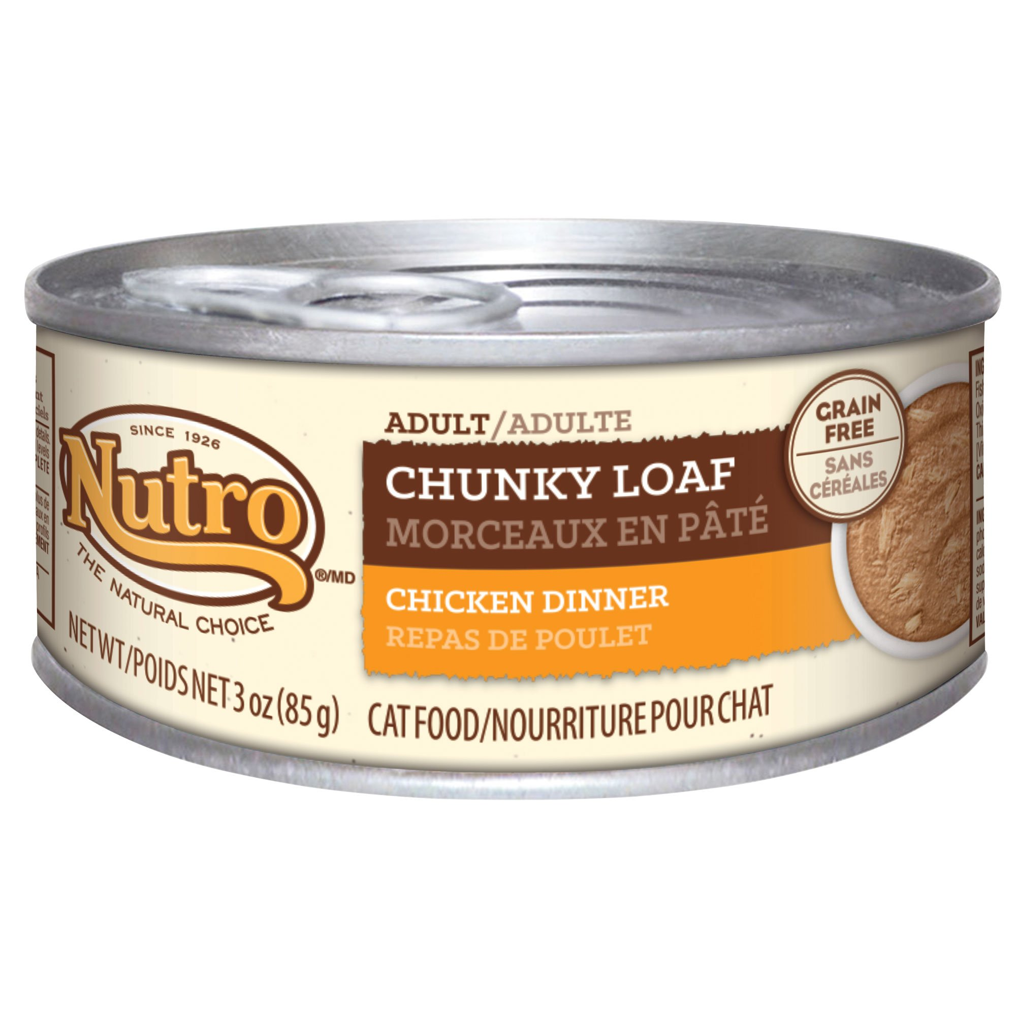 Nutro Wholesome Essentials Chunky Loaf Chicken Dinner