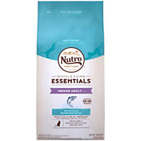 NUTRO WHOLESOME ESSENTIALS Indoor White Fish & Brown Rice Recipe Dry Adult Cat Food