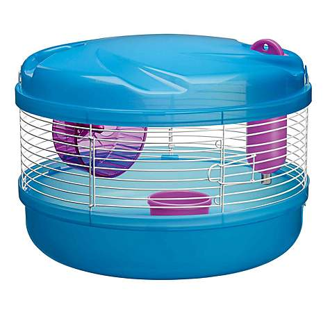 kaytee crittertrail 360 small animal cage 14 5 w x 10 5 h petco
