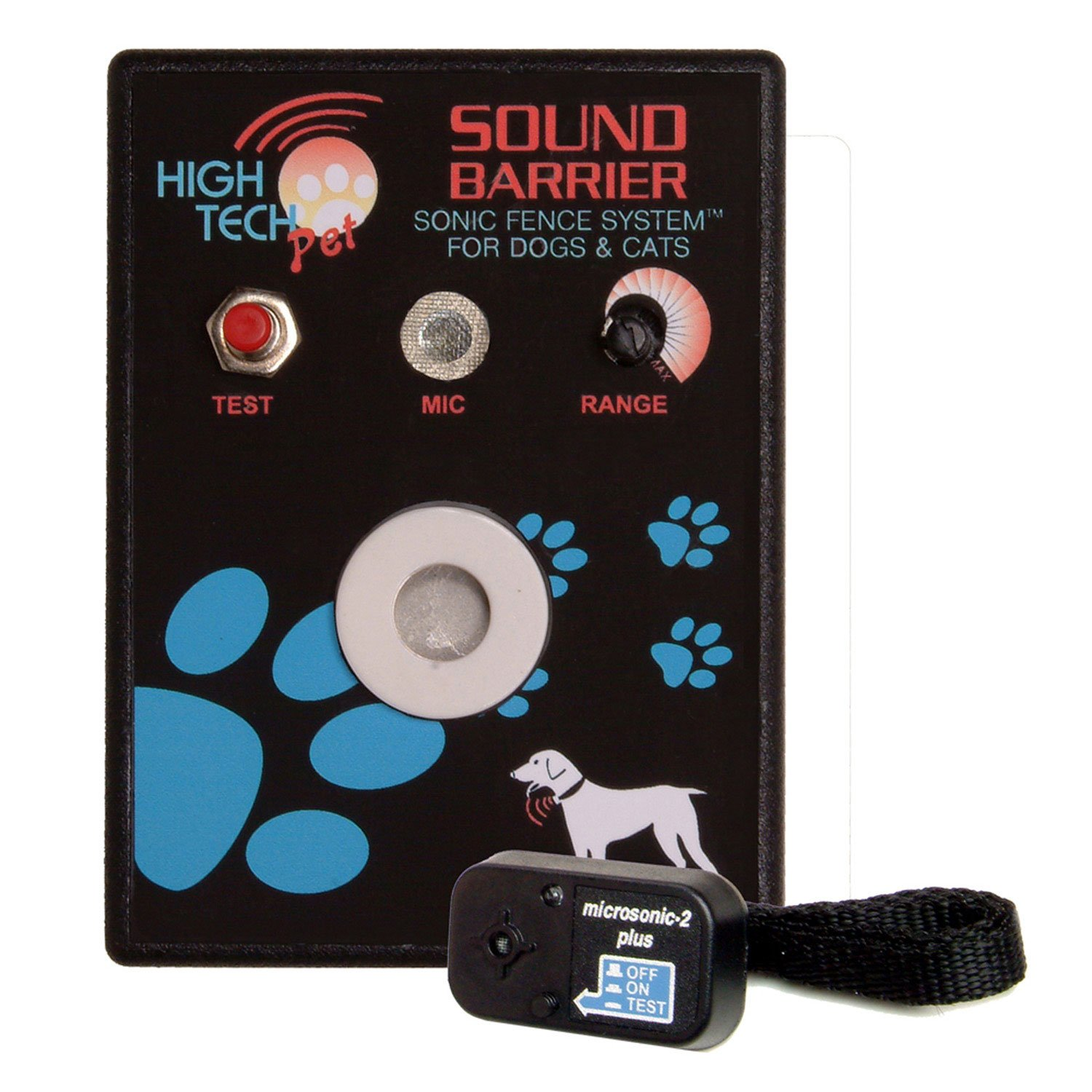 High Tech Pet Sound Barrier Indoor Pet Barrier | Petco