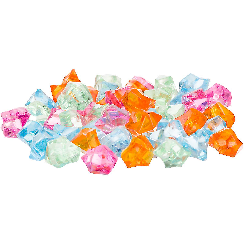 Petco Aquarium Neon Bright Gems Gravel Accents Multi Color