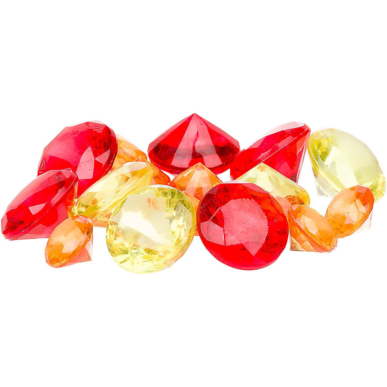 Petco Aquarium Treasure Red Gems Gravel Accents