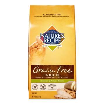Nature S Recipe Grain Free Indoor Cat Food