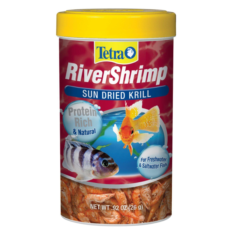 Tetra river shrimp fish food treat petco for Petco fish prices