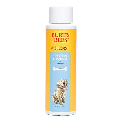 Burt's Bees for Dogs Tearless Puppy Shampoo