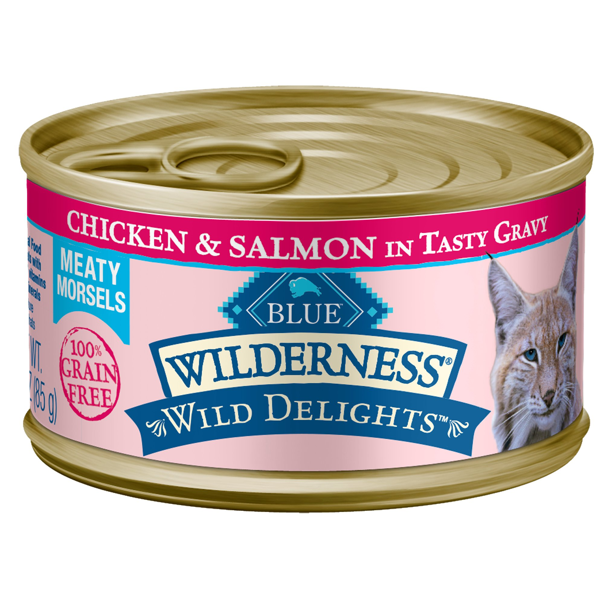Blue Wilderness Weight Control Salmon Cat Food