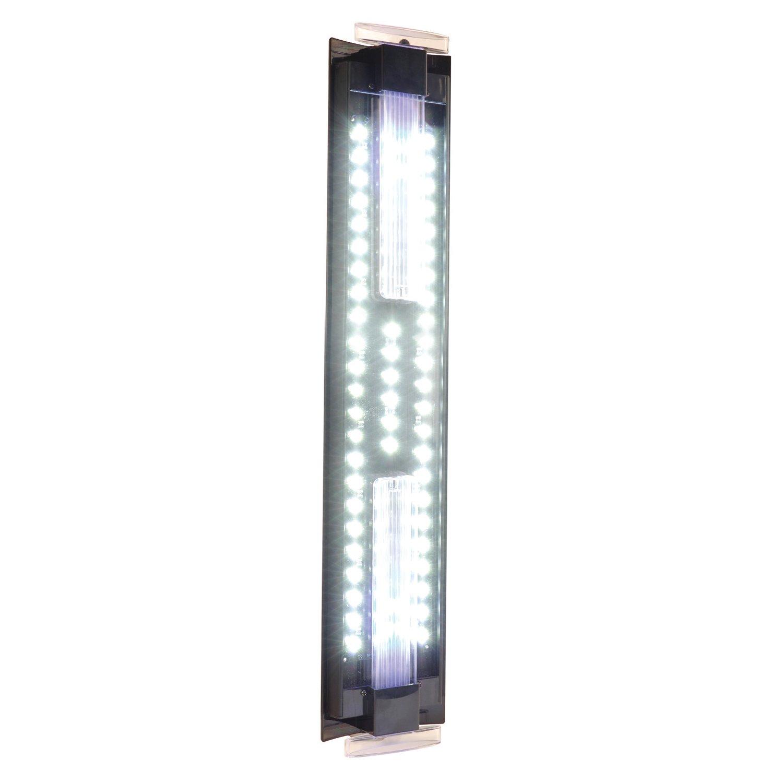 Using Shop Lights For Aquarium: Fluval Ultra Bright LED Aquarium Strip Light, Adjustable