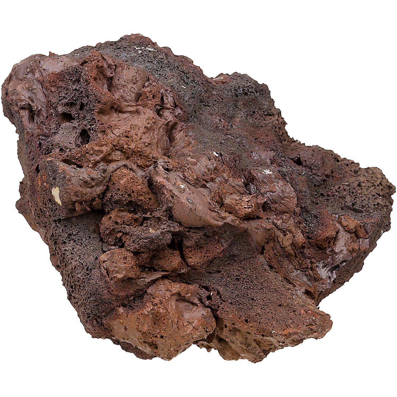 North American Pet Red Lava Rock Petco