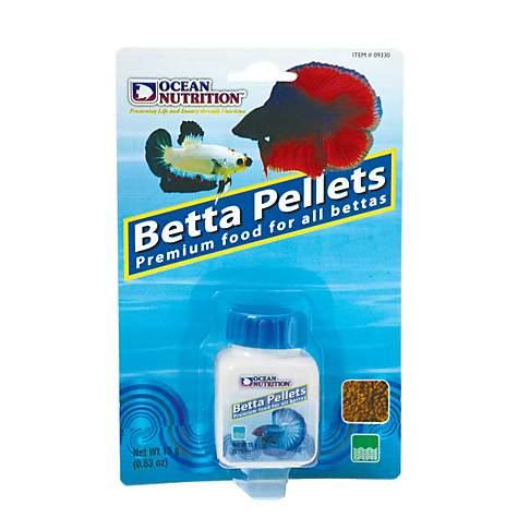 Ocean nutrition betta pellets petco for Best food for betta fish