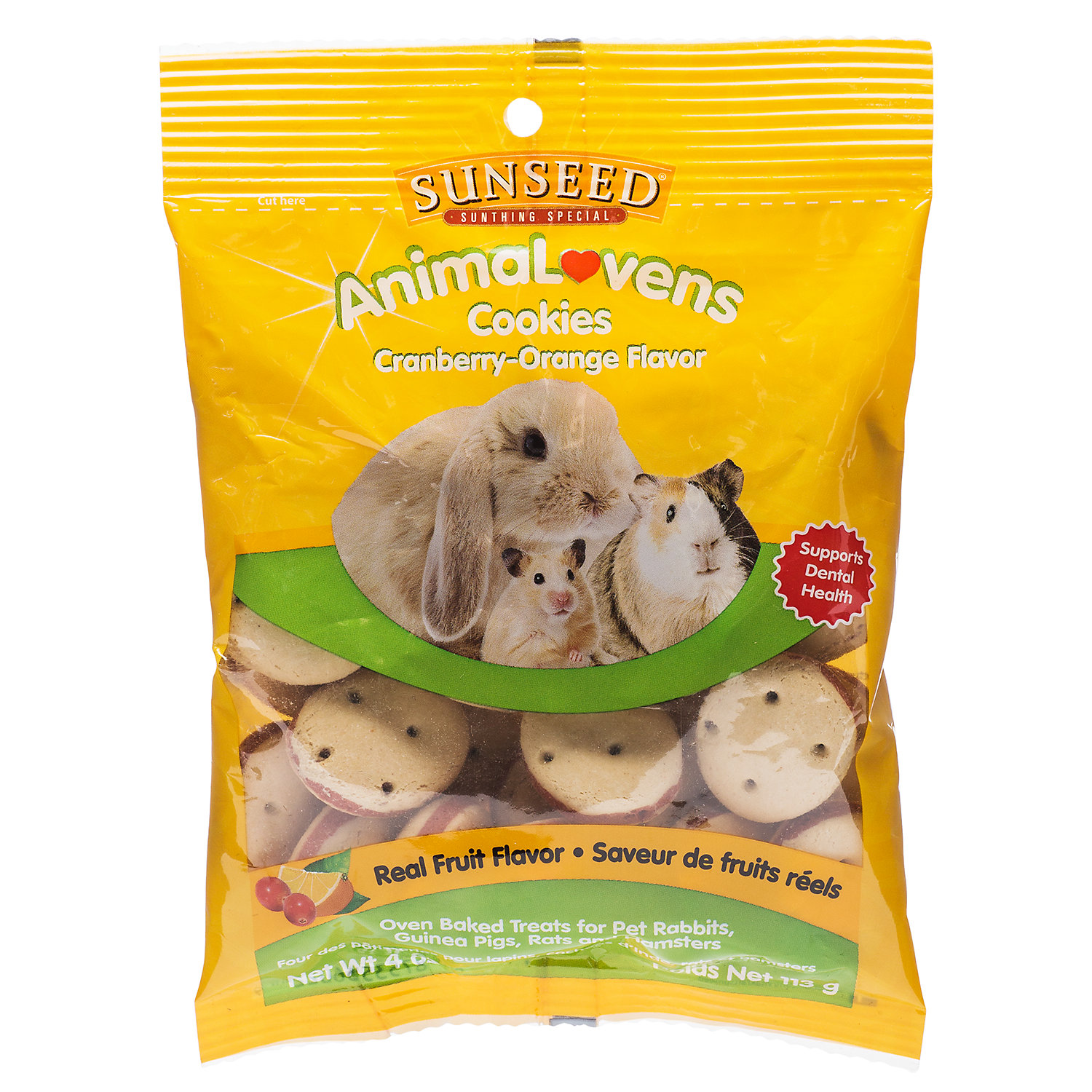 Vitakraft Animal Lovens Cookies Small Animal Treats