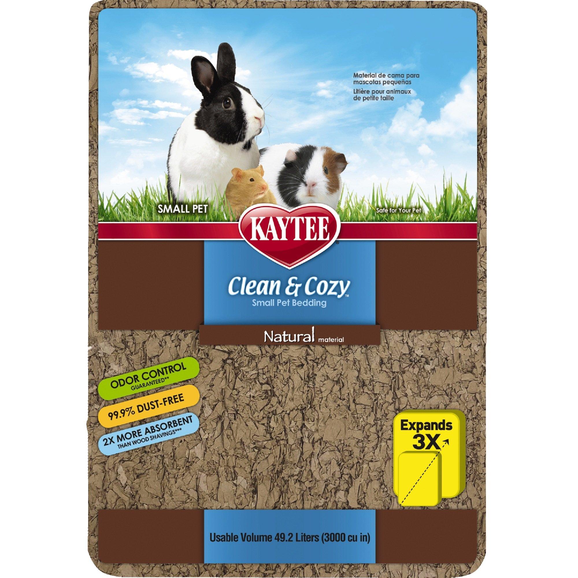kaytee clean & cozy small animal bedding | petco