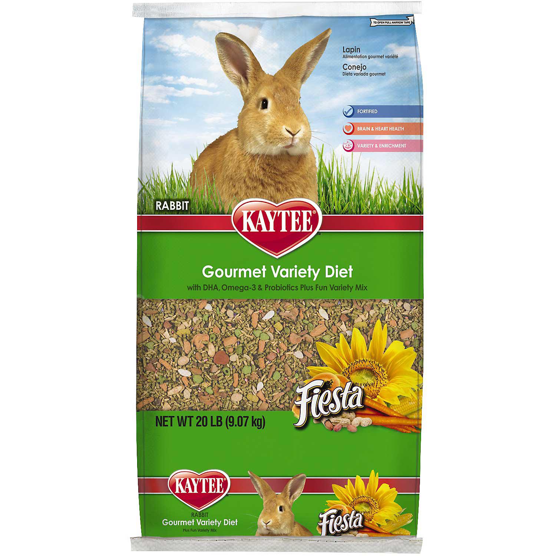 Kaytee Fiesta Max Food For Rabbits 20 Lbs.