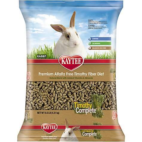 kaytee timothy complete rabbit food petco