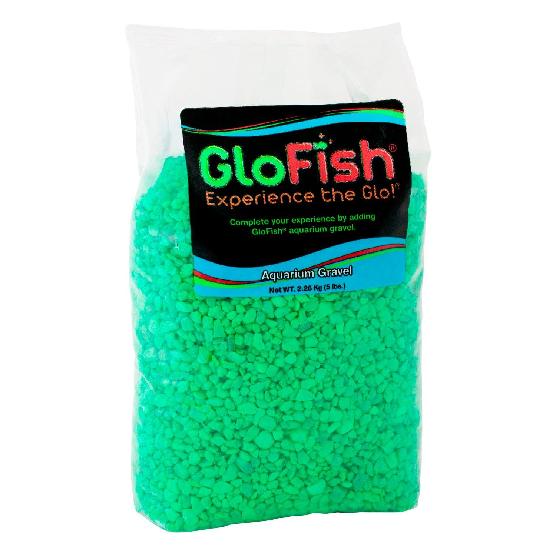 Glofish aquarium gravel petco for Petco fish for sale