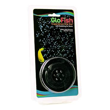 GloFish Blue LED Aquarium Bubbler