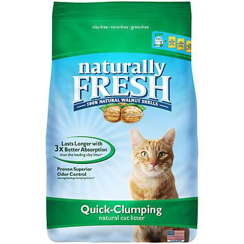 Blue Buffalo Blue Naturally Fresh Quick-Clumping Formula Cat Litter