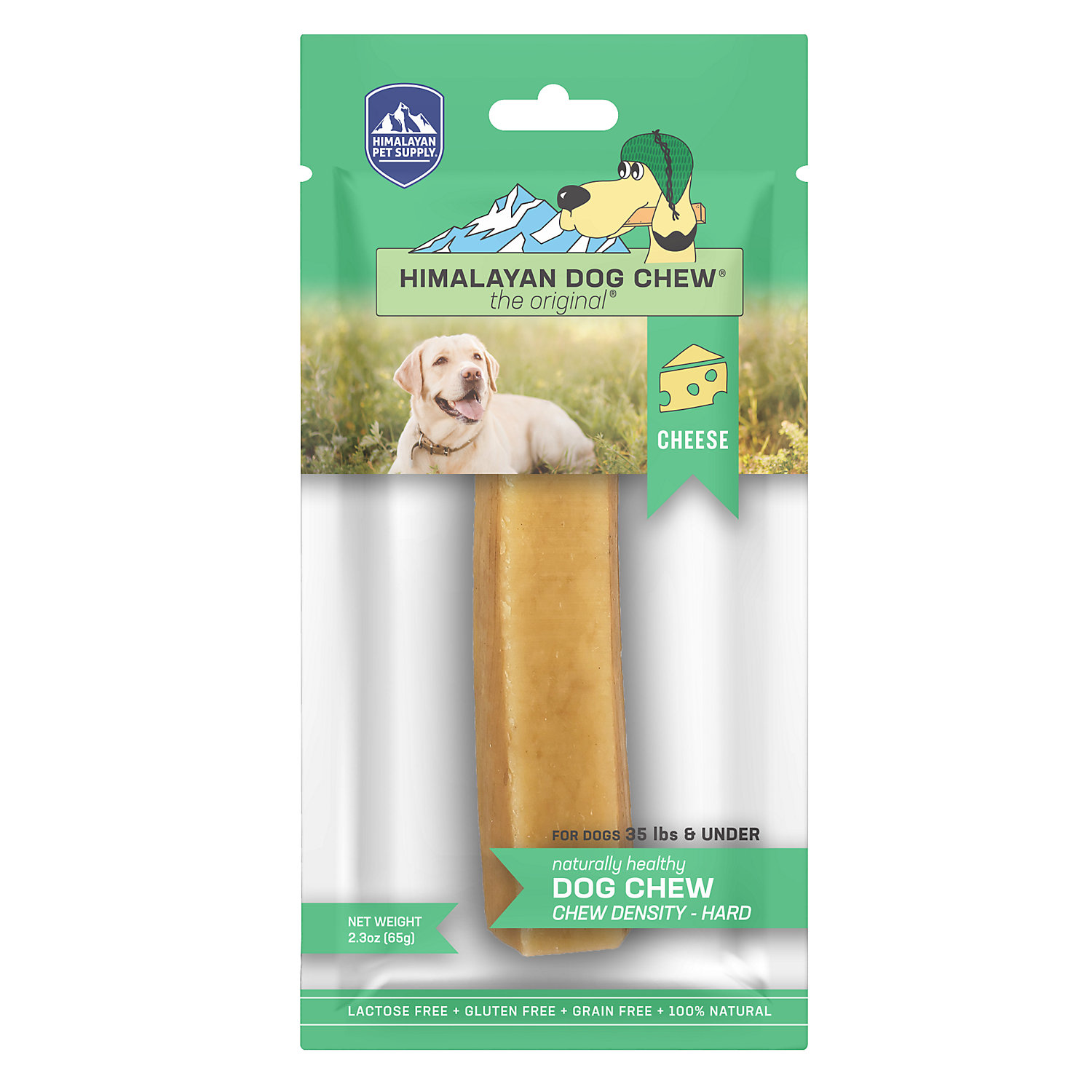 Himalayan Medium Dog Chew, For Dogs 15-35 Lbs.