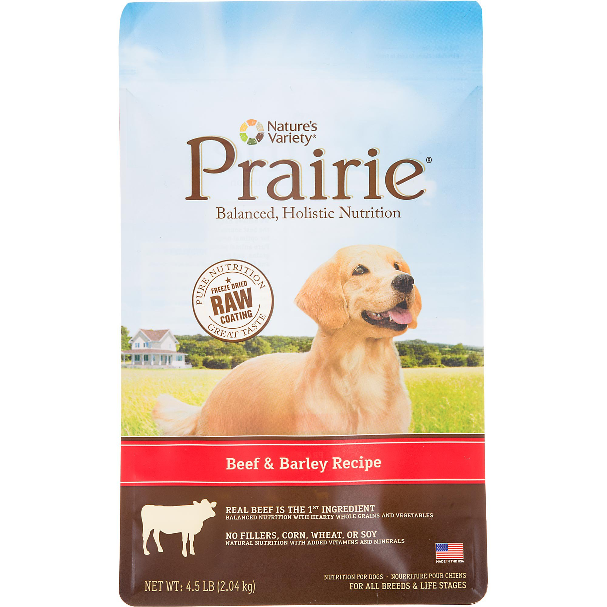 Nature S Variety Prairie Dog Food