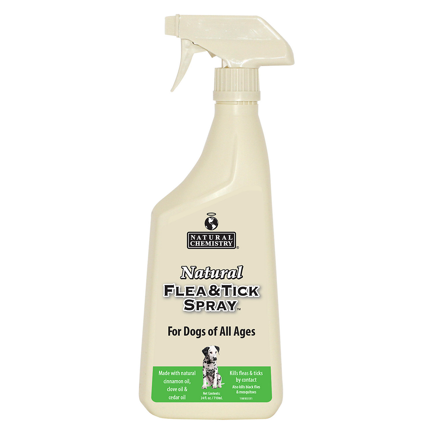 Image of Natural Chemistry Dog Flea & Tick Spray