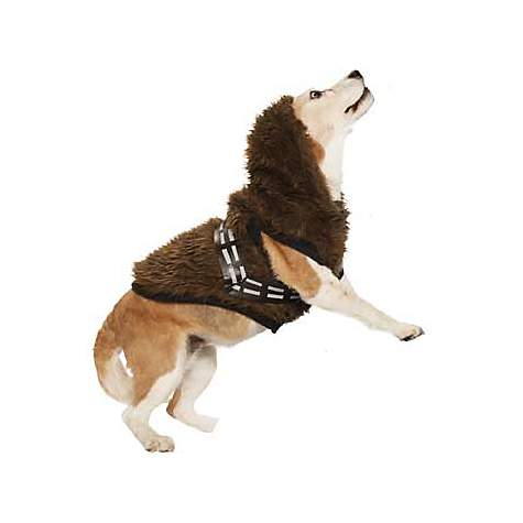STAR WARS Chewbacca Dog Hoodie  sc 1 st  Petco : wookie costume for dog  - Germanpascual.Com