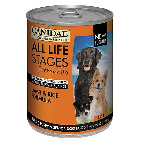 canidae all life stages feeding guide