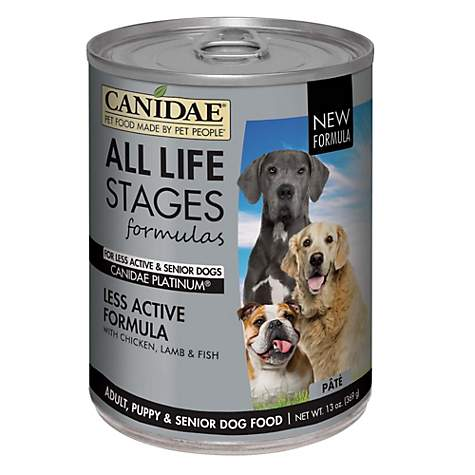 Petco Platinum Dog Food