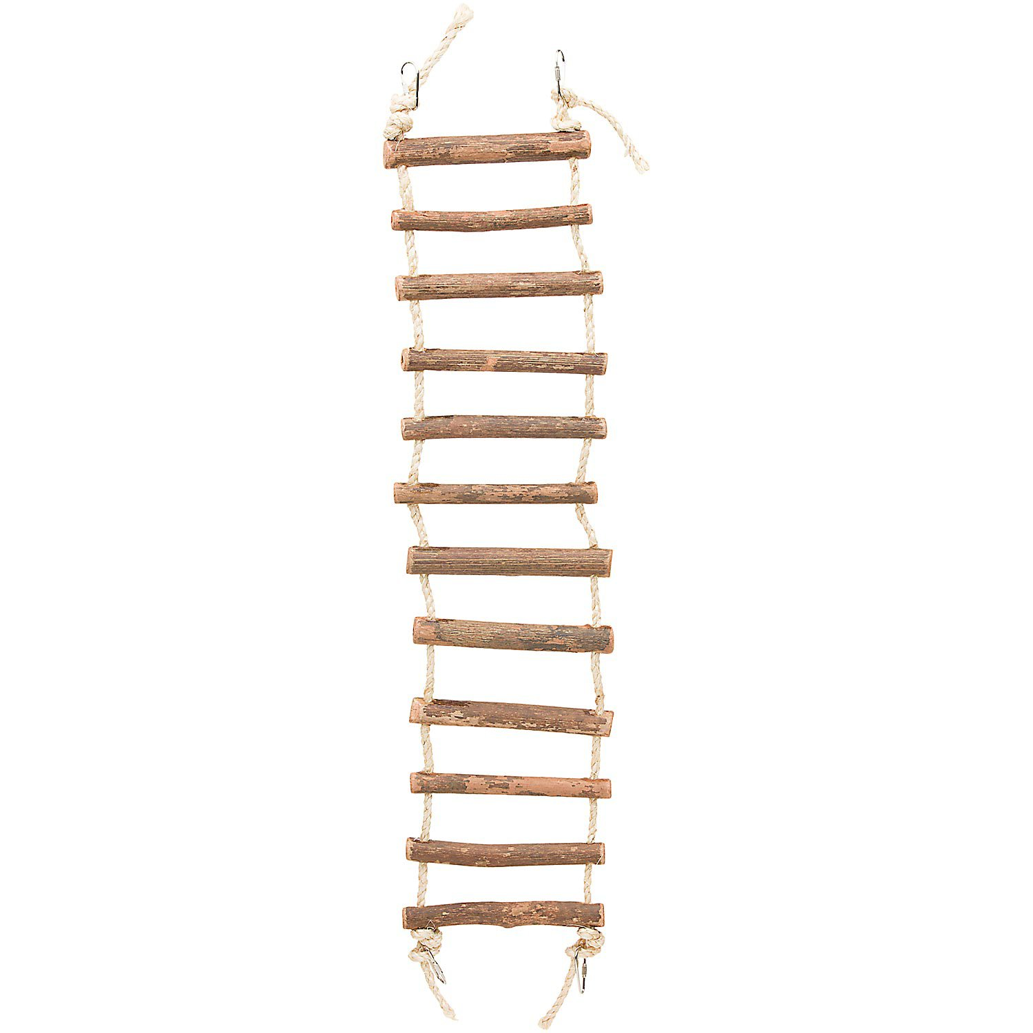 Prevue Hendryx Naturals Large Rope Ladder Bird Toy Petco