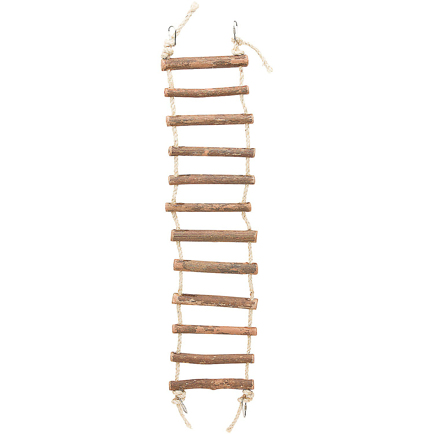 Prevue Hendryx Naturals Large Rope Ladder Bird Toy