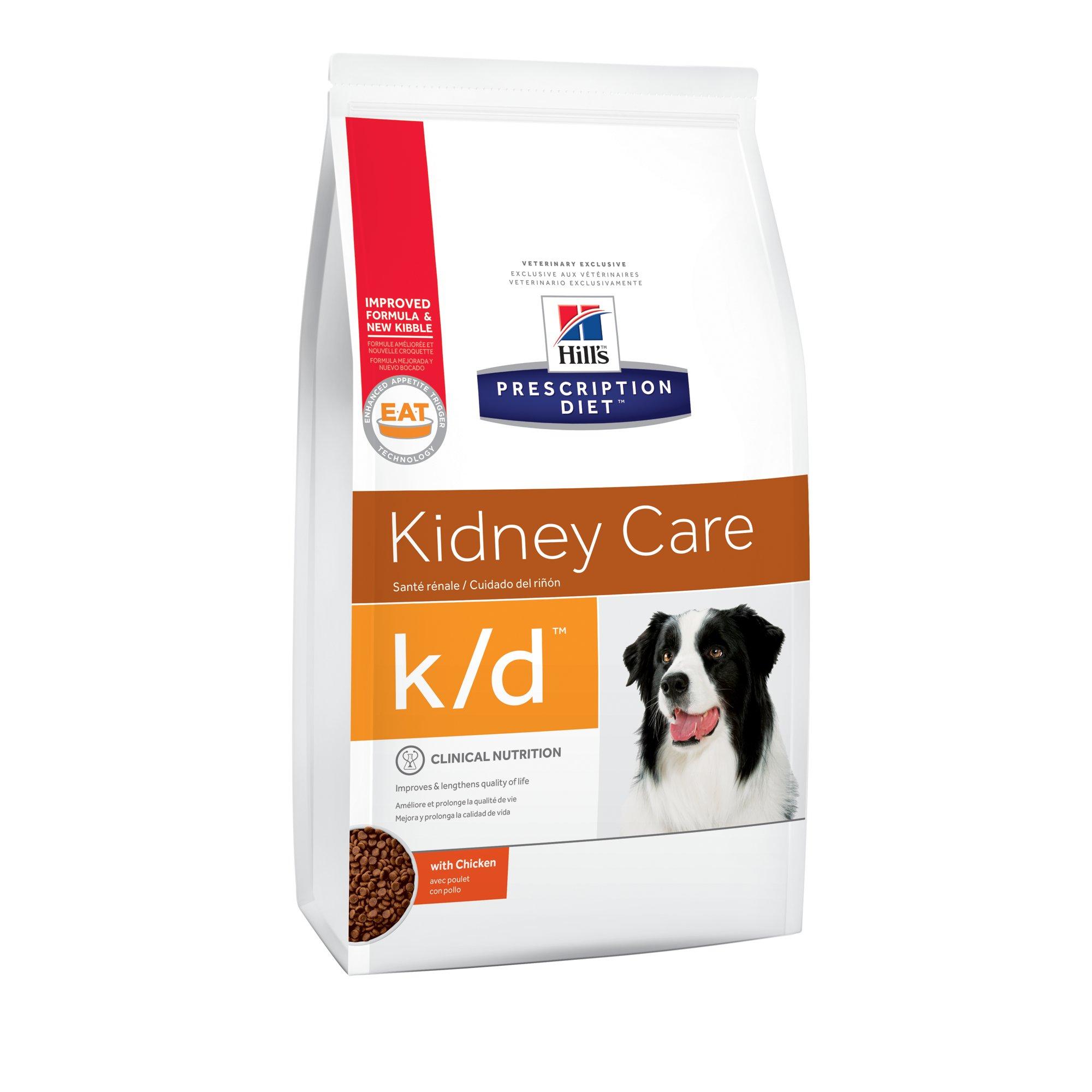 Hill's Prescription Diet K/d Kidney Care Chicken Flavor