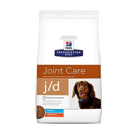 Hill S Prescription Diet J D Joint Care Small Bites Chicken Flavor