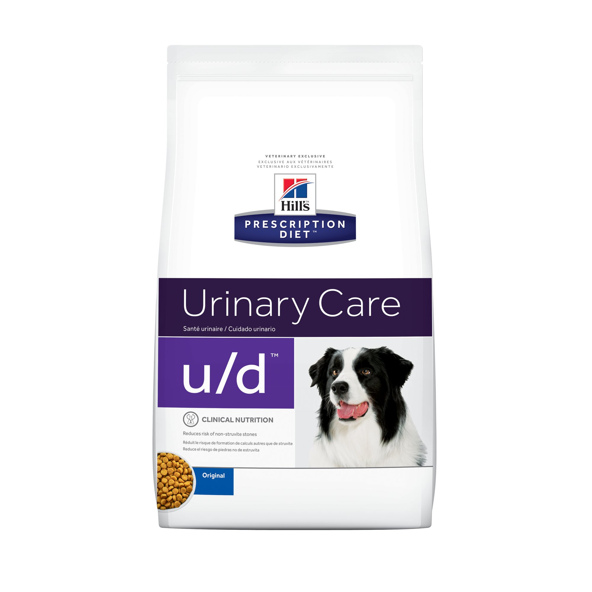 Hill's Prescription Diet u/d Urinary Care Original Dry Dog Food | Petco
