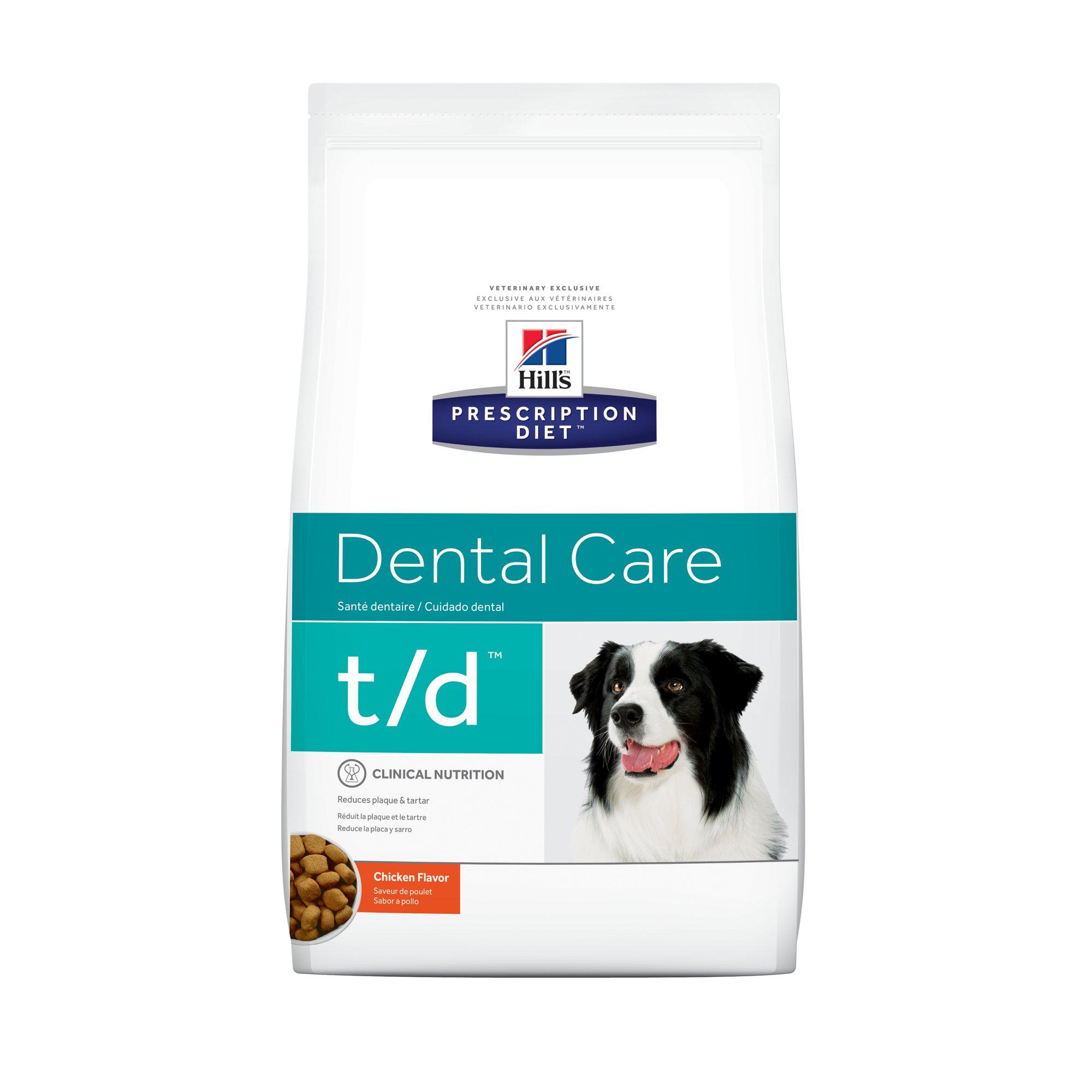 Hills Td Dental Dog Food